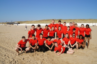 Trainingslager Egmond